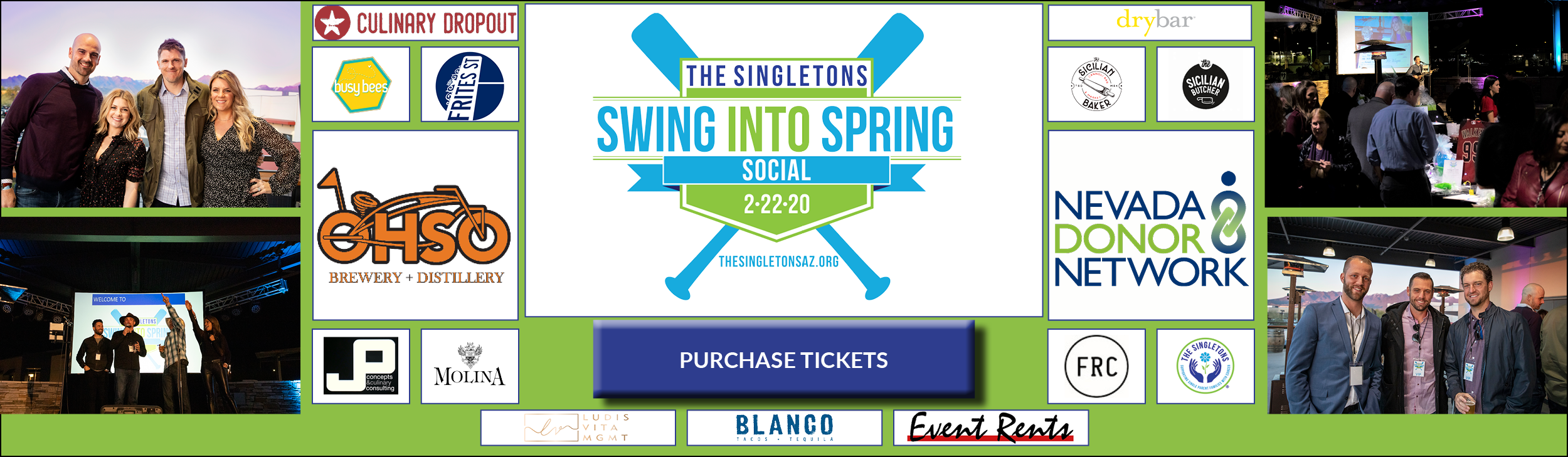 Swing Into Spring 2020