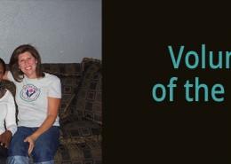 Volunteer Nancy Stirling